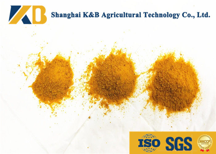 Raw Material Corn Gluten Organic Fertilizer Feed Powder With HACCP SGS Direct Additive