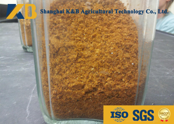 Raw Material Fish Meal Powder / Animal Feed Additive For Feed Mix Industry Factory